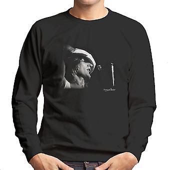 Rod Stewart Manchester Kings Hall 1976 Herren Sweatshirt