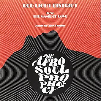 Afro Soul Prophecy - Red Light District / Game of Love [Vinyl] USA import