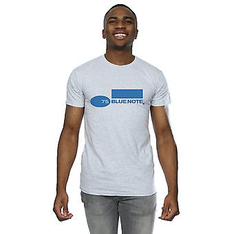 Blue Note Records Simple Logo T-Shirt homme