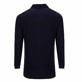 Portwest - Flame Resist Anti-Static Long Sleeve Polo Shirt