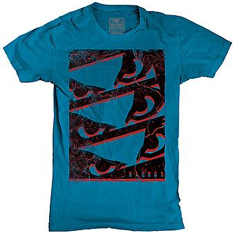 Bad Boy jeugd stapel Em' Up T-Shirt-Turquoise