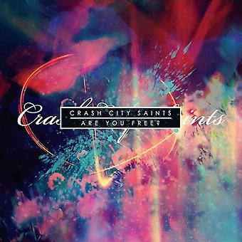 Crash City Saints - Are You Free? [CD] USA import