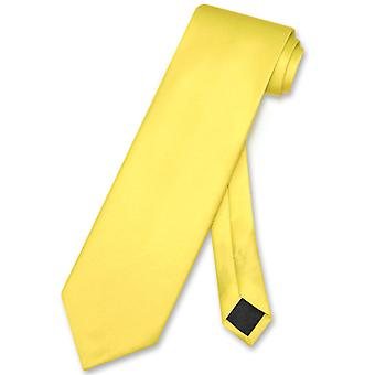Vesuvio Napoli halsduk Solid mäns hals slips