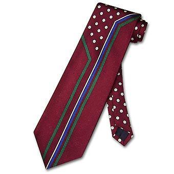 Papillon 100% SILK NeckTie Pattern Design Men's Neck Tie #336-3