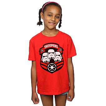 Star Wars Girls Stormtrooper Troopers T-Shirt