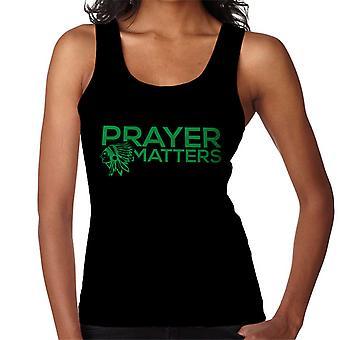 Prayer Matters Women's Vest
