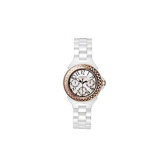 Lancaster women's watch ceramic of diamonds OLA0649RG-BN