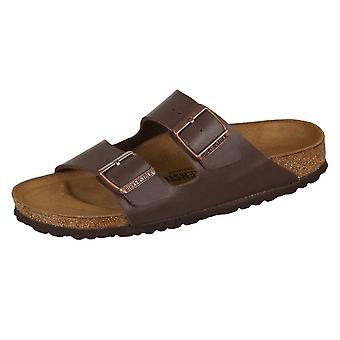 Birkenstock Arizona Dunkelbraun Birkoflor 051703 universal summer women shoes