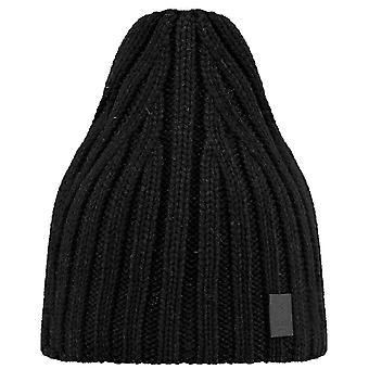 Barts Mens Milford Warm Cozy Knitted Acrylic Walking Beanie Hat