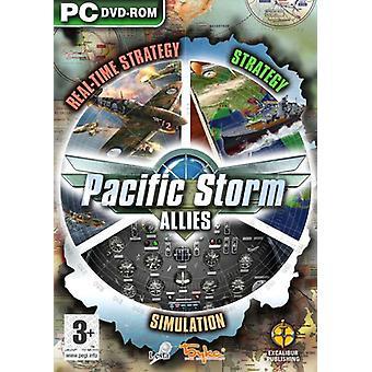 Pacific Storm Allies (PC DVD)-nieuw