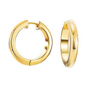 Pendientes criolla el acero inoxidable oro ESPRIT mujer puro ESCO11781B000