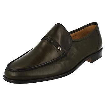 Mens Grenson Moccasin Shoes Amos
