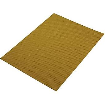 Conrad Components RT/A4-YL 1226948 Tape RT/A4 Jaune (L x W) 300 mm x 210 mm 1 feuille