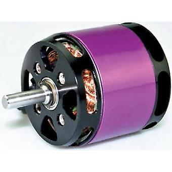 Hacker A50-16 S V4 Model aircraft brushless motor kV (RPM per volt): 365 Turns: 16