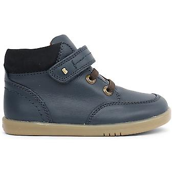Bobux I-walk Boys Timber Boots Navy