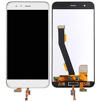 Display full LCD unit touch spare parts for Xiaomi Mi6 repair white new