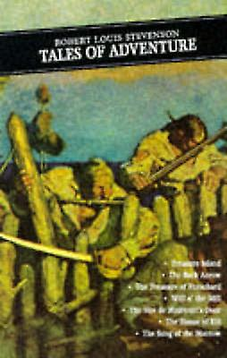 Tales of Adventure (Main) by Robert Louis Stevenson - Francis Russell