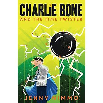Hueso de Charlie y el tiempo Twister por Jenny Nimmo - libro 9781405280938