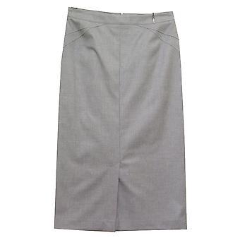 EUGEN KLEIN kjol 4804 72154 grå