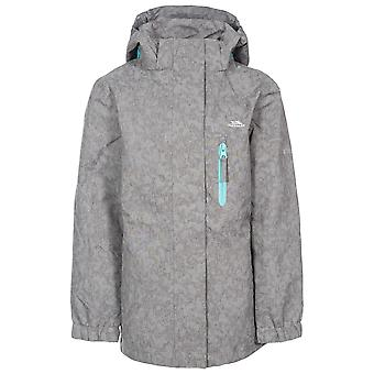 Trespass Childrens Girls Zoey Waterproof Jacket