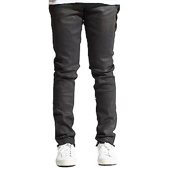 Embellish Sacha Standard Denim Jeans in Black