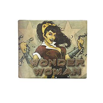 DC Comics Bombshells Wonder Woman exclusieve WalletMulticoloured
