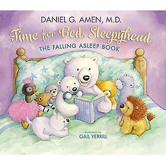 Temps pour le lit, Sleepyhead: le livre tomber endormi