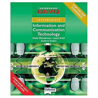 Information and Communication Technology, avec Options (Heinemann GNVQ intermédiaire)
