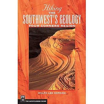 Vandring Sydvästs geologi: Four Corners Region (vandring geologi)