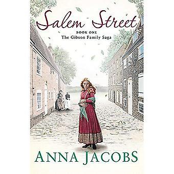 Salem Street: Gibson Familiensaga Buch 1 (Gibson Saga)