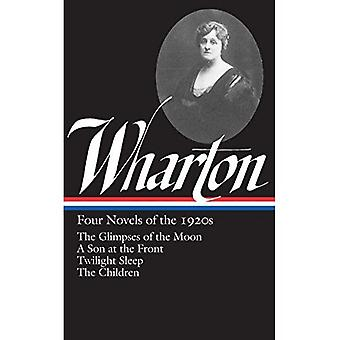 Edith Wharton: Four Novels of the 1920s (Library of America)