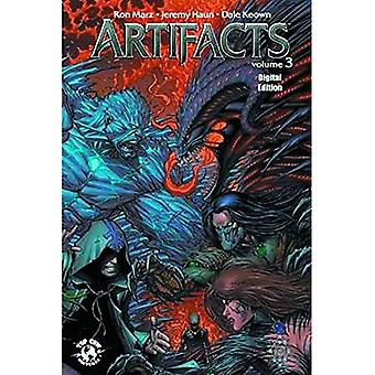 Artifacts Volume 3 TP (Artifacts