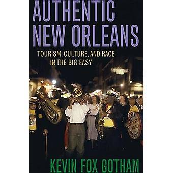 本格的なニューオーリンズ観光の文化やレースの大きな簡単ゴッサム ・ ケヴィン ・ フォックスによって