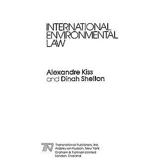 Internationella miljörätten av Kiss & Alexandre