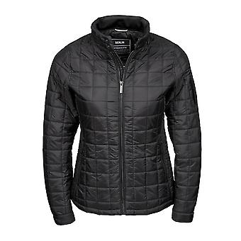 Tee Jays Womens/Ladies Berlin Square Quilted Jacket