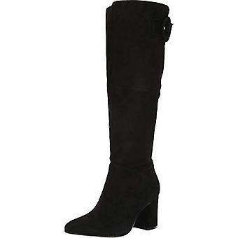 Naturalizer Womens Harlowe Mandel Toe Knee High-Fashion Stiefel