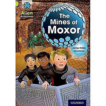 Projekt X: Alien Abenteuer: Linde: die Minen von Moxor