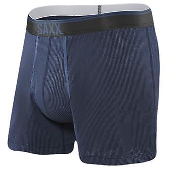 Saxx undertøy Co Quest Fly løs boksere - blå