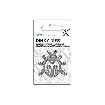 Xcut Dinky Dies Ladybird (XCU 503372)
