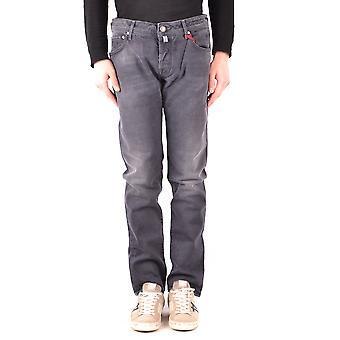 Jacob Cohen Ezbc054341 Männer's Graue Jeans