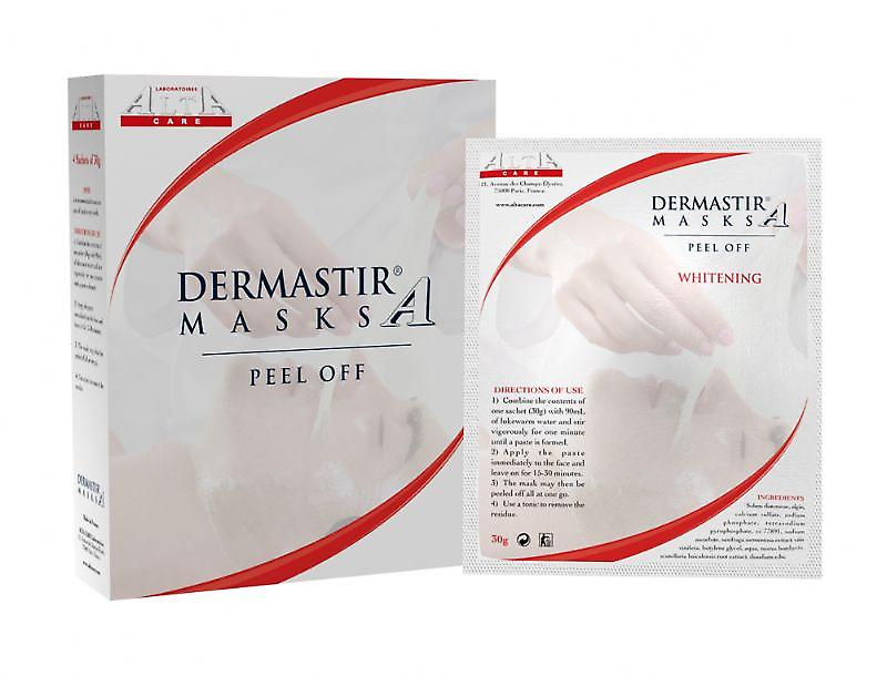 Dermastir Peel Off Mask - Whitening