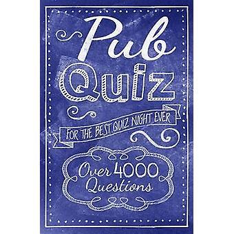 Pub Quiz by Arcturus Publishing - 9781784042974 Book