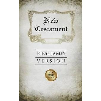 New Testament-KJV by American Bible Society - 9781937628321 Book