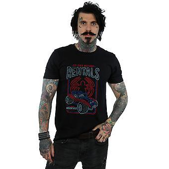 Marvel Men's Spider-Man Spider-Buggy Rentals T-Shirt