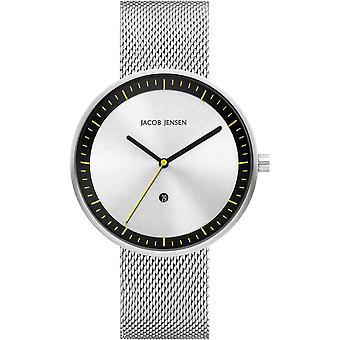 Relógio masculino-Jacob Jensen 277 estratos
