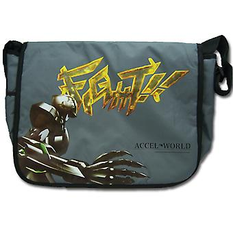 Messenger Bag - Accel World - New Silver Crow Toys Licensed ge11114