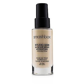 Smashbox Studio Skin 24 Hour Wear Hydrating Foundation - 0.3 (justo con tono neutro) - 30ml/1oz