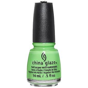 China Glasur Lite Brites 2016 Nagellack Sommerkollektion - Lime After Lime 14mL (83548)