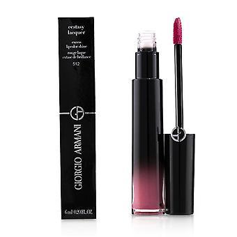 Giorgio Armani Ecstasy Lacquer Excess Lipcolor Shine - #512 Pink Runway - 6ml/0.2oz