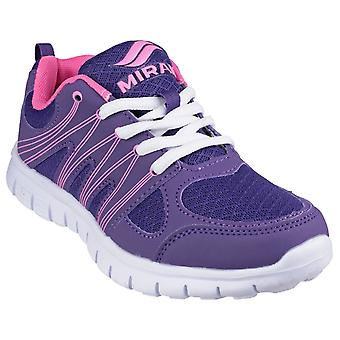 Mirak Womens Milos Trainer Purpin